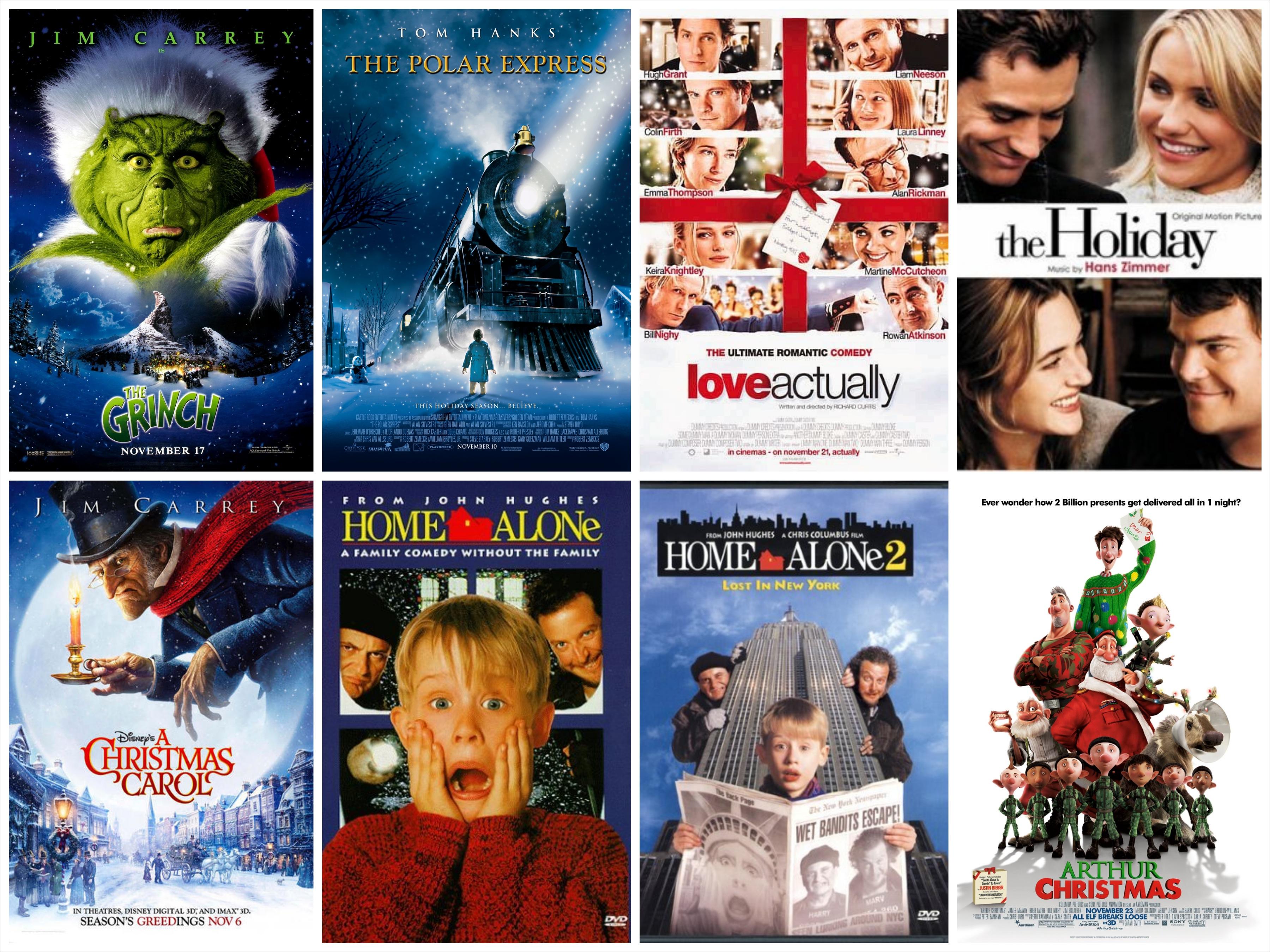 Best Christmas Movies Sweet Bounty